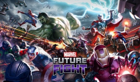 เน็ตมาร์เบิลเปิดตัวเกมโมบาย RPG ระดับบล็อคบัสเตอร์ 'Marvel Future Fight' รวมเหล่าซุปเปอร์ฮีโร่ของมาร์เวล สู่โลก RPG แอ็คชั่นสุดมันส์