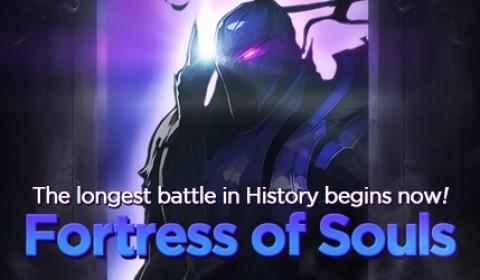 Crusaders Quest เตรียมอัพเดทดันเจี้ยนสุดโหดป้อมปราการแห่งวิญญาณ ตามล่าอาวุธในตำนาน !!