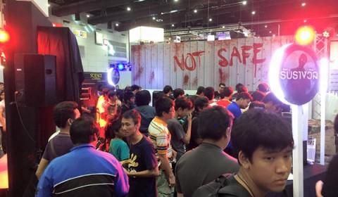 Infestation ขนความมันส์พร้อมเหล่าซอมบี้บุก Bangkok Comic Con 2015 ของแจกเพียบ