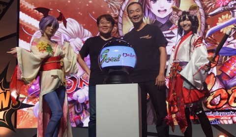 Asiasoft ควงแขน CAPCOM เปิดตัว Onimusha Soul กลางงาน Bangkok Comic Con