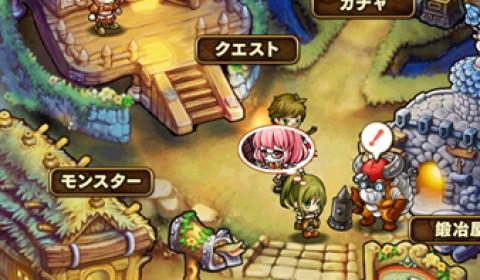 Chain Dungeons เกมส์มือถือชั้นเยี่ยมจากญี่ปุ่นเตรียมบุก SEA เร็วๆ นี้
