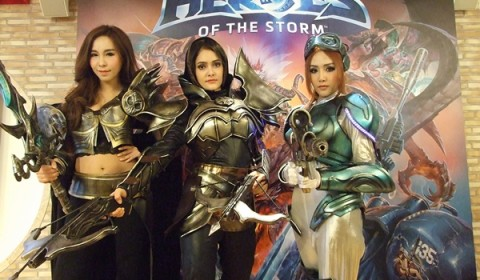 Heroes of the Storm พร้อมลุยเปิด Open Beta แล้ววันนี้ พร้อมแผนจัดแข่งยิ่งใหญ่ตลอดปี