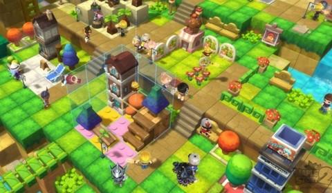 กระแสแรงสุดติ่ง Maple Story 2 รอบ OBT สาวกแห่เข้าเล่นทะลั่กเซิร์ฟเวอร์