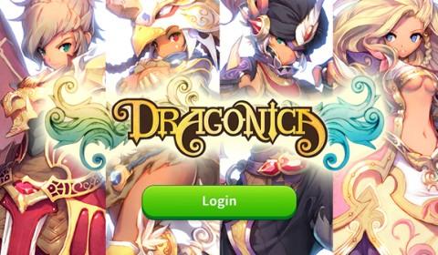 พาส่อง LINE Dragonica Mobile เซิร์ฟเวอร์ Test พร้อมภาพในเกมส์เพียบ