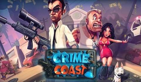 สร้างแก๊งค์เจ้าพ่อ Crime Coast พากองโจรบุกตีเมืองและปล้นสะดม