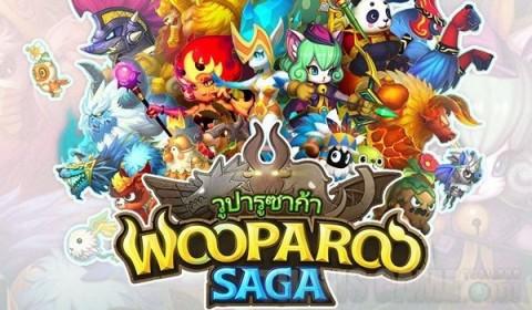ต่อสู้ถล่มปีศาจยุคดึกดำบรรพ์ใน LINE Wooparoo Saga เกมแอคชั่นวางแผนสุดมันส์บนมือถือ