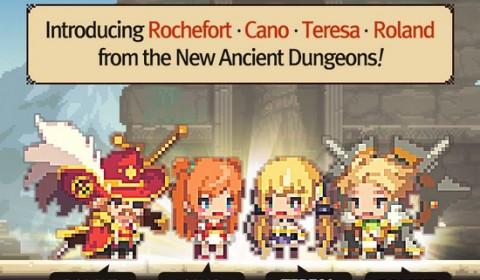 Tower of Manacar ได้ถูกค้นพบแล้ว! Crusaders Quest เปิดตัว Legendary Heroes ใหม่