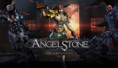 Angel Stone เกม Action RPG เปิดให้เล่นได้แล้วผ่าน Facebook และบนมือถือทั้ง iOS / Android
