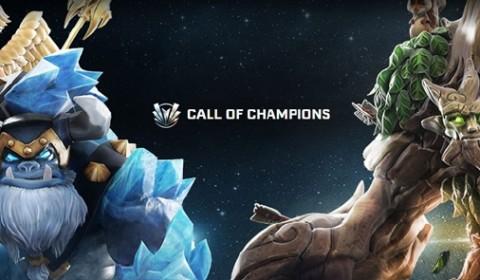 เกมมือถือแนว MOBA ใหม่ล่าสุด Call of Champions เตรียม CBT 16 กรกฎาคม นี้
