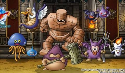 เปิดให้บริการแล้ว DQMSL สาวก Dragon Quest มาระลึกความหลังกัน
