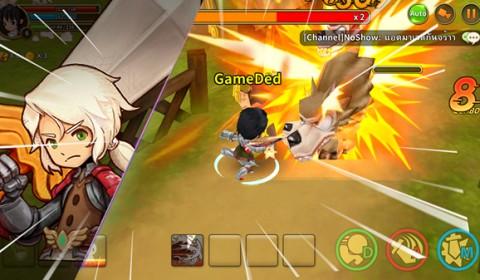เปิดให้มันส์กันแล้ว Line Dragonica Mobile เกมส์มือถือใหม่สุดเจ๋ง