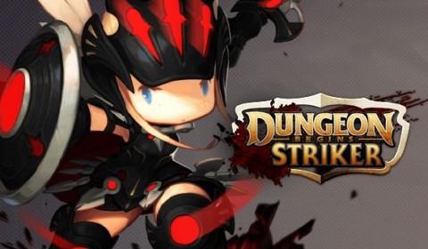 Dungeon Striker Begins เกมมือถือล่าสุดจาก Eyedentity Games เตรียม CBT 21 กรกฎาคมนี้