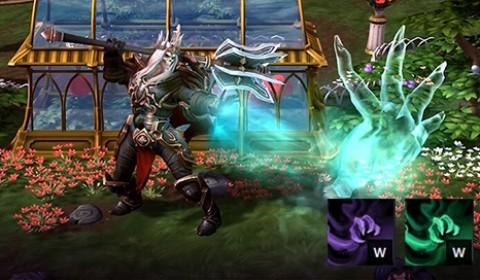 Heroes of the Storm ปล่อยนักรบคนใหม่ LEORIC ราชาบ้าคลั่งผู้ไม่กลัวความตาย!