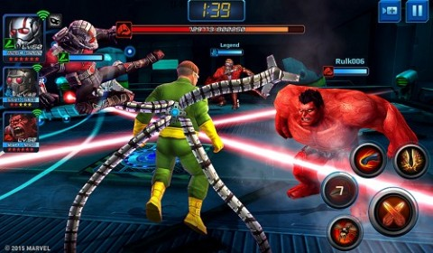 Marvel Future Fight อัพเดตระบบการเล่นแบบใหม่ เอาใจแฟนๆ
