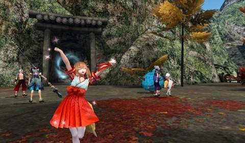 Onigiri Online มีชุดคอสตูมสวยๆ ใส่ด้วยตั๋วกาชาฟรี