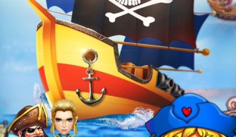 [รีวิวเกมสมาร์ทโฟน] Poseidon's Pirates เกมผจญภัยกับเรือโจรสลัดโพไซดอน