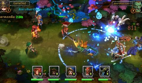 Storm Age เกมส์มือถือสุดมันส์ พร้อมให้เหล่าสาวก iOS ได้สัมผัสกันแล้ว