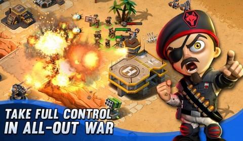 สร้างกองกำลังทหาร Tiny Troopers: Alliance บุกโจมตีศัตรูสุดมันส์ในรูปแบบเกมสงคราม