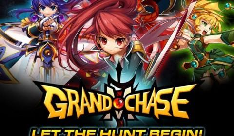 จากเกมพีซีชื่อดัง Grand Chase ถ่ายทอดสู่เกมมือถือ Grand Chase M ลองแล้วจะติดใจ!!