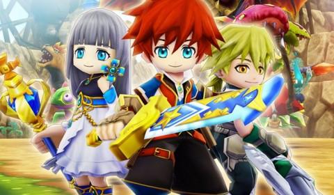[รีวิว] Colopl Rune Story สุดยอดเกม Action RPG ชื่อดังจากญี่ปุ่น