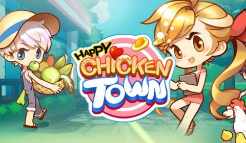 เปิดฟาร์มไก่ หัวใจมุ๊งมิ๊ง กับ Happy Chicken Town