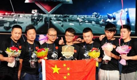 EL Gaming จากแดนมังกร คว้าชัยในศึก Wargaming.net League APAC ซีซั่น 1 2015-2016