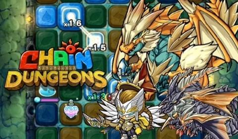 Chain Dungeons สุดยอดเกมมือถือแนว Puzzle RPG ดาวน์โหลดได้แล้วบน Android