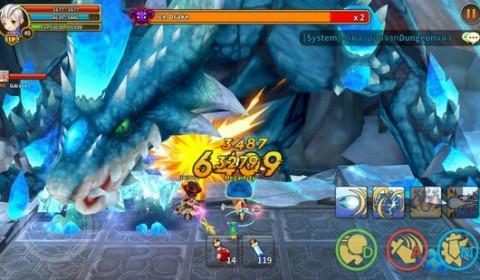 Line Dragonica Mobile ลงทุนอย่างคุ้มค่า อยากเทพ บอกเลยต้องโดน!!