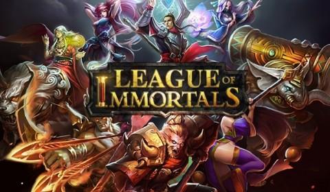 เผยมาอีกแล้ว MOBA บนมือถือ League of Immortals เตรียมพบกันเร็วๆนี้