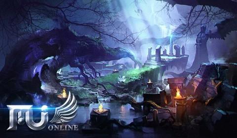 MU Online บนมือถือ พาชมดันเจี้ยนสุดตระการตา Heaven city และ Underground city