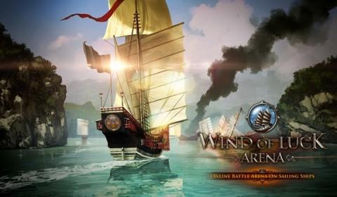 Wind of Luck: Arena สงครามโจรสลัดแห่งท้องทะเล เปิดให้ดาวน์โหลดเล่นได้แล้วบน Steam