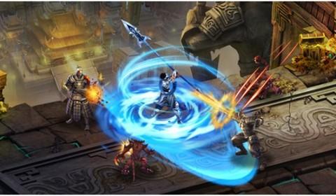 Chaos Combat สัปดาห์นี้มาพร้อมกับอาชีพใหม่ ขุนศึก