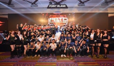 ระเบิดศึกความมันส์ PBTC2015 ศึกชิงแชมป์ประเทศไทย แฟน PB ร่วมงานเพียบ