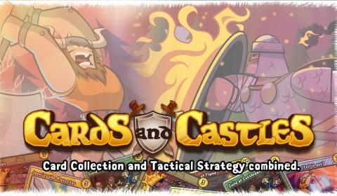 [รีวิวเกม]เกมการ์ดแท็คติคแห่งปี Cards and Castles