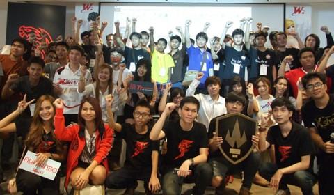 Xshot WorkShop by Tt eSPORT แชร์ประสบการณ์เส้นทางเเห่งแชมป์