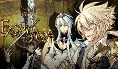 Exos Saga สุดยอดเกมมือถือ RPG พร้อมให้ดาวน์โหลดบนระบบ Android 30 กันยายนนี้
