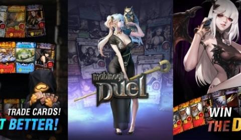 สุดยอดเกมการ์ดแบทเทิล Mabinogi Duel เปิดให้เล่นช่วง Soft Launch แล้ว