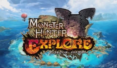 Monster Hunter Explore เซิร์ฟเวอร์ JP โหลดเล่นได้ฟรีบน Android ได้แล้ววันนี้