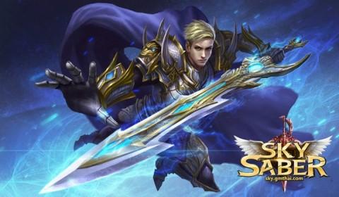 GMThai ยิงความล้ำติดจรวดกับเว็บไซต์เกมใหม่ Sky Saber เปิดตัวแล้ววันนี้