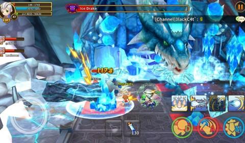 Line Dragonica Mobile พามารู้จัก Raid บอสสุดแกร่ง