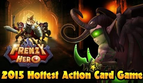 เปิดศึกมหากาพย์ฮีโร่ Frenzy Hero เกมมือถือ RPG รองรับภาษาไทย