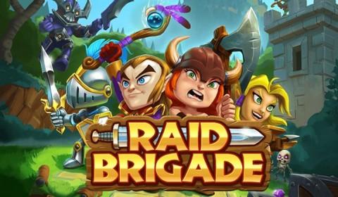 Raid Brigade เกม Action RPG สงครามอัศวินบุกปราสาท