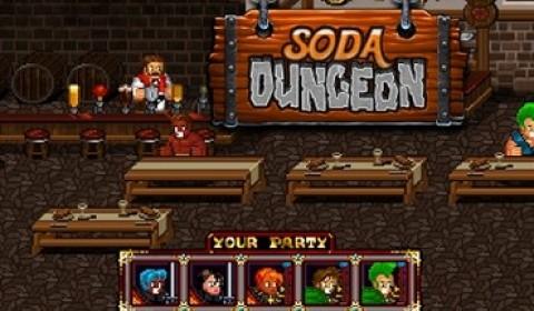 ย้อนวัยสู่โลก RPG สมัยก่อนกับเกม Soda Dungeon ภารกิจตีบอสสร้างร้านสุดมันส์