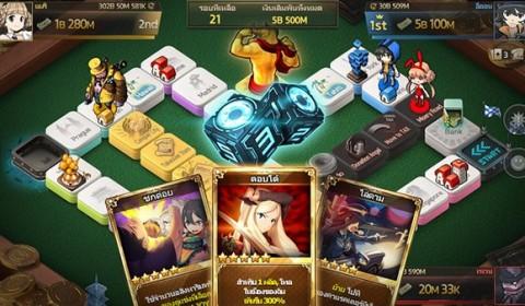 เปิดศึกกระดานทอยเต๋า Game of Dice เกมเศรษฐีแนวใหม่สุดโมเอะ