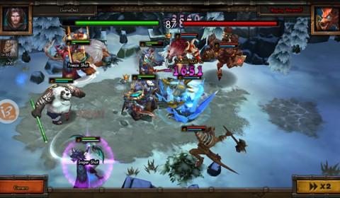 Age of Warrior เปิดตำนานมหาบุรุษแห่งอีแลนต้า พร้อมมันส์แล้วทั้ง iOS และ Android