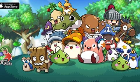 เกมเมอร์สายแบ๊วมีเฮ!! Playpark เตรียมเปิดเกมมือถือ Pocket MapleStory SEA