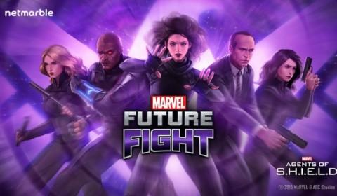 MARVEL Future Fight รวมพลเหล่า Marvel's Agents of S.H.I.E.L.D. มาแล้ว