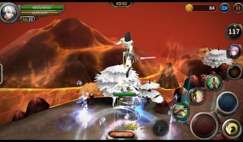 ผจญภัยในห้วงขอบฟ้า Blade Waltz เกมแอ็คชั่น RPG ใหม่ล่าสุด