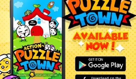 Action Puzzle Town สุดยอดความสนุกของเกม arcade ที่คุณต้องลอง!