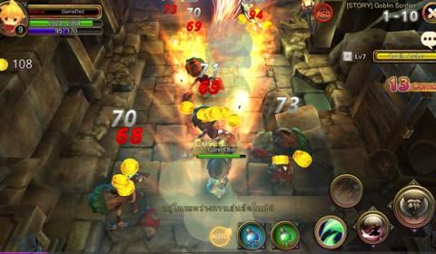 เปิดให้บริการ Dragon Encounter เกมส์มือถือใหม่จาก Playpark